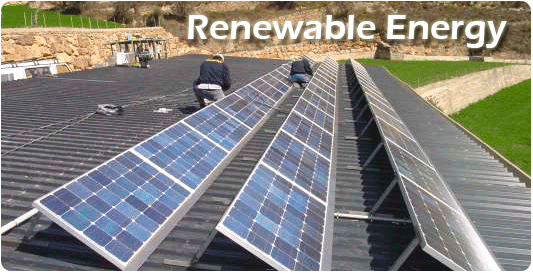 Go to Renewable Energies